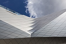 Musee des Confluences in Lyon, France - 16130-100-1