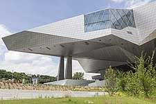 Musee des Confluences in Lyon, France - 16130-220-1