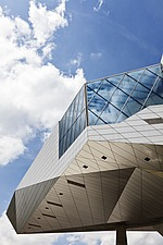 Musee des Confluences in Lyon, France - 16130-240-1