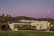 Crafton Hills College in Yucaipa, CA, USA - 16205-120-1