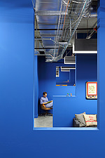 Funny or Die Headquarters, West Hollywood, CA by Clive Wilkinson Architects - 16206-160-1
