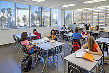 Larchmont Charter School at MacArthur Park, Los Angeles, CA by DSH Architecture - 16208-30-1