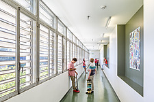 Larchmont Charter School at MacArthur Park, Los Angeles, CA by DSH Architecture - 16208-50-1