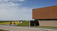 The new sports hall for Campus Ringsted, south of Copenhagen utilizes the enormous potential to orchestrate various functions in one contemporary arch... - 16247-180-1