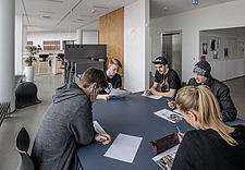 Roskilde Technical School (RTS) is an educational institution with 3,000 students and 350 employees - 16248-50-1