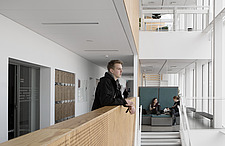 Roskilde Technical School (RTS) is an educational institution with 3,000 students and 350 employees - 16248-70-1