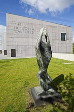 The Hepworth Gallery in Wakefield - 16264-20-1