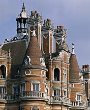 Royal Holloway College, Egham, Surrey, 1874 - 1887 - 4413-10-1