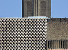 Blavatnik Building formerly known as Switch House, Tate Modern, London - 16626-270-1