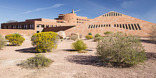 The Clark County Government Center in Las Vegas, Nevada, USA - 16635-510-1