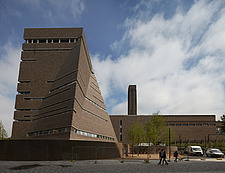 Blavatnik Building formerly known as Switch House, Tate Modern, London - 16626-230-1