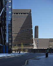 Blavatnik Building formerly known as Switch House, Tate Modern Extension, Southwark, London - 16626-40-1