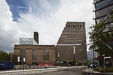 Blavatnik Building formerly known as Switch House, Tate Modern, London - 16626-800-1