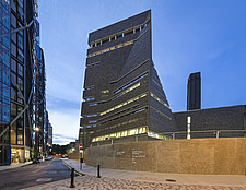 Blavatnik Building formerly known as Switch House, Tate Modern, London - 16662-20-1