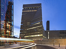 Blavatnik Building formerly known as Switch House, Tate Modern, London - 16662-30-1