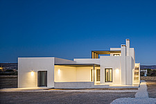 Single family residence on Paros island, Greece, by Lantavos Projects - 16734-120-1