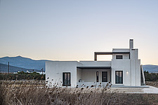 Single family residence on Paros island, Greece, by Lantavos Projects - 16734-20-1