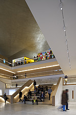 Design Museum (formerly the Commonwealth Institute) Kensington High Street, London - 16749-560-1