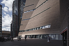 Tate Modern Blavatnik Building formerly known as Switch House Extension - 16777-10