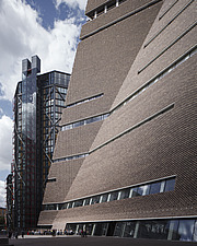 Tate Modern Blavatnik Building formerly known as Switch House Extension - 16777-20