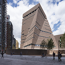 Tate Modern Blavatnik Building formerly known as Switch House Extension - 16777-60