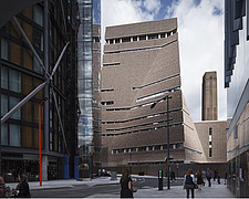 Tate Modern Blavatnik Building formerly known as Switch House Extension - 16777-70
