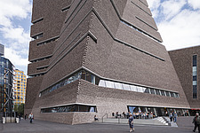 Tate Modern Blavatnik Building formerly known as Switch House Extension - 16777-80