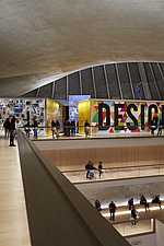 Design Museum (formerly the Commonwealth Institute) Kensington High Street, London - 16749-250-1