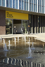 Design Museum (formerly the Commonwealth Institute) Kensington High Street, London - 16749-90-1