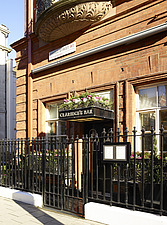 Claridge's Bar, Claridge's, London - 16825-10