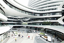 Galaxy Soho buildings, Beijing - 16831-70