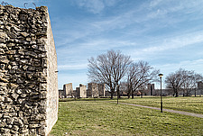 Ruins at Smederevo Fortress in Serbia - 16856-540