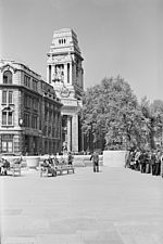 Port of London Authority building, Trinity Square, City of London - 16880-100