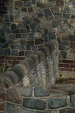 Close up of a stone wall - 10639-360-1