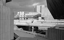 ROYAL NATIONAL THEATRE, Upper Ground, South Bank, Lambeth, London - 16896-220