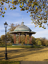Bandstand, Clapham Common, Clapham, Wandsworth, London - 16896-620