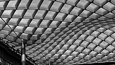 Kogod Courtyard Smithsonian Institute, Washington DC - 13416-110-2