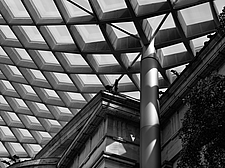 Kogod Courtyard Smithsonian Institute, Washington DC - 13416-130-2