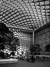 Kogod Courtyard Smithsonian Institute, Washington DC - 13416-150-2