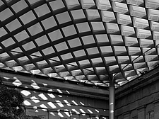 Kogod Courtyard Smithsonian Institute, Washington DC - 13416-160-2