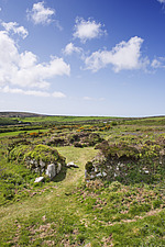 CHYSAUSTER ANCIENT VILLAGE, Cornwall - 16897-2930