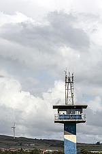 Ardrossan Harbour Control Tower, Ayrshire, Scotland - 16938-10