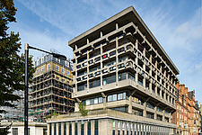Macadam Building, King's College London (1975) - 16957-20