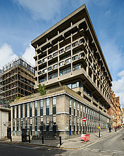 Macadam Building, King's College London (1975) - 16957-50