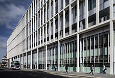 City of Glasgow College City Campus  Shortlisted project for the 2017 RIBA Stirling Prize - ARC100806