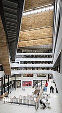City of Glasgow College City Campus  Shortlisted project for the 2017 RIBA Stirling Prize - ARC100810