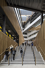 City of Glasgow College City Campus  Shortlisted project for the 2017 RIBA Stirling Prize - ARC100816