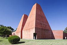 General view of the Paula Rego Museum, Cascais, Portugal, 2009 - 16956-130