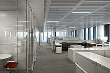 Open office space, US Embassy, London - ARC100935