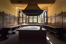 an abandoned kitchen in Italy - ARC101508